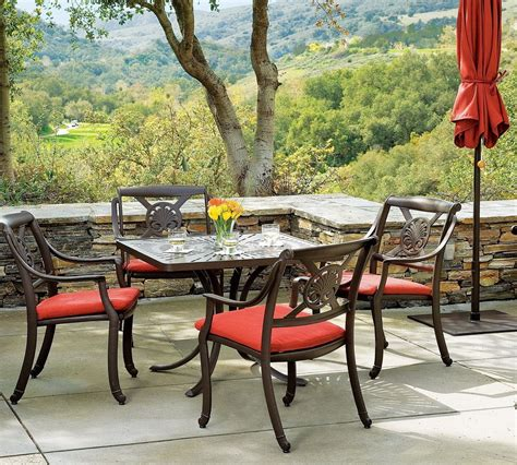 home depot patio furniture sets hton bay pembrey 7 patio
