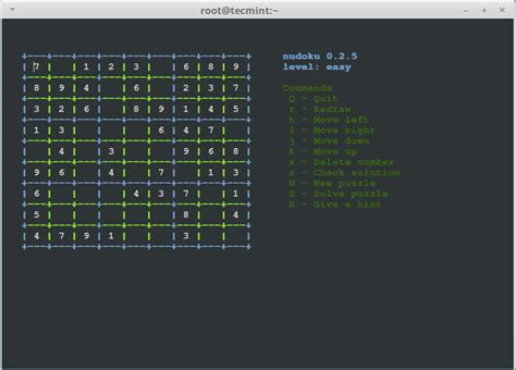 linux console 12 amazing terminal based for linux enthusiasts