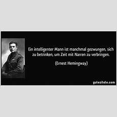Ein Intelligenter Mann Ist Manchmal Gezwungen, Sich Zu