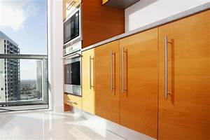 slab cabinet doors the basics With what kind of paint to use on kitchen cabinets for modern outdoor wall art