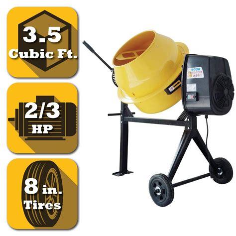 Cement Mixers Price Compare
