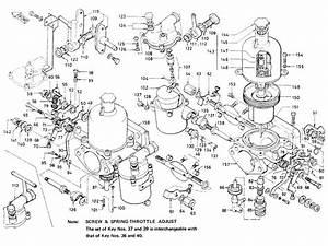Datsun Sports 1600  2000 2000  U20  Carburetor  Su