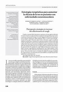 (PDF) [Therapeutic strategies to increase the...