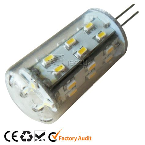 high voltage 120v plastic cover 35 smd 3014 g4 led light