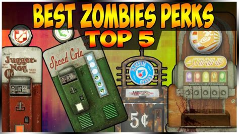 perks cod zombies bo3 waw rounds