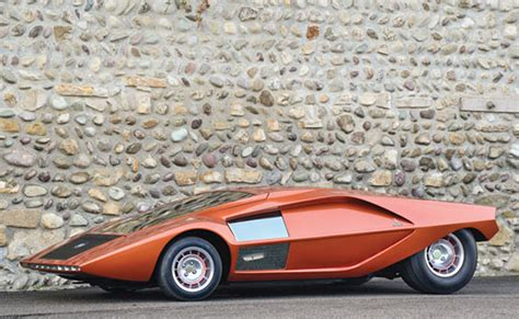 Bertone Concept Car Auction  The Awesomer