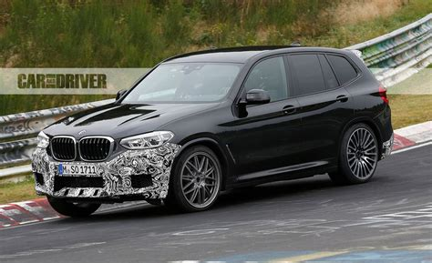 2020 Bmw X3 M Spied!  News  Car And Driver