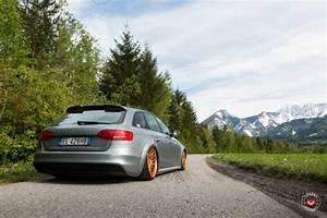 Audi A4 8k Airride : crazy style audi a4 b8 avant auf vossen lc 106t alufelgen ~ Jslefanu.com Haus und Dekorationen