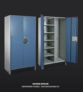 Armoire De Rangement Bureau : armoire de rangement de bureau ~ Melissatoandfro.com Idées de Décoration