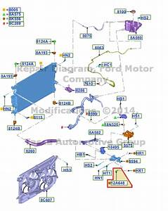 New Oem Engine Coolant Temperature Sensor 2013 Ford Fusion