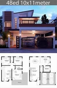 New, Modern, House, Design, 2021