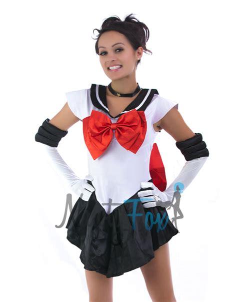 sexy sailor moon setsuna pluto cosplay halloween costume