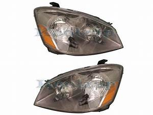 2006 Nissan Altima Headlight Bulb