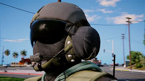 Jäger From R6 Siege Add On Replace Gta5