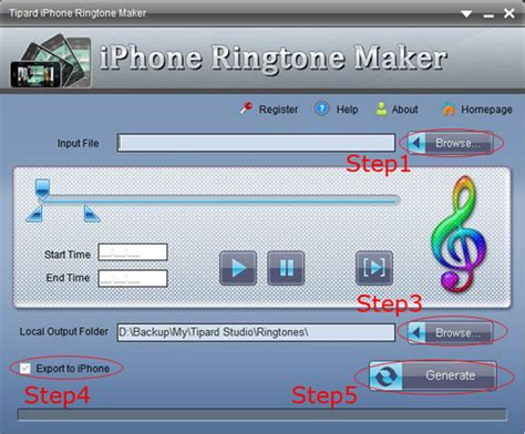 to make ringtone on iphone an easy way to make ringtone for your iphone windows