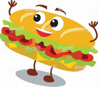 Sandwich Clipart Clip Sub Vector Svg Geekchicpro