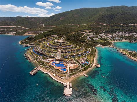 Best Hotel Bodrum The Bodrum By Paramount Hotels Resorts Ta Restoran