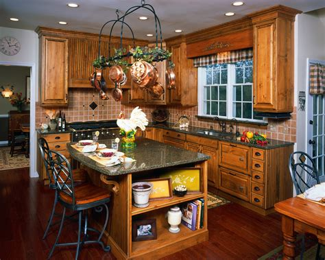 French Country Kitchen Remodel  Custom Kitchen & Bathroom