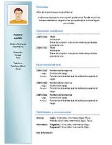 Modelo De Curriculum Vitae Moderno Formato Descargar Best