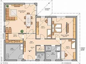 Lageplan Erstellen Online : einfamilienhaus bungalow grundrisse ~ Markanthonyermac.com Haus und Dekorationen