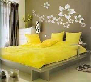 Papier Peint Chambre À Coucher : papierpeint9 papier peint chambre a coucher ~ Nature-et-papiers.com Idées de Décoration