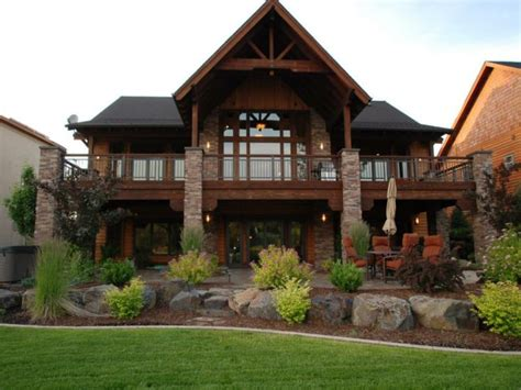 walk out ranch house plans house plans with walkout basement walk out ranch home designs mountain lake house plans