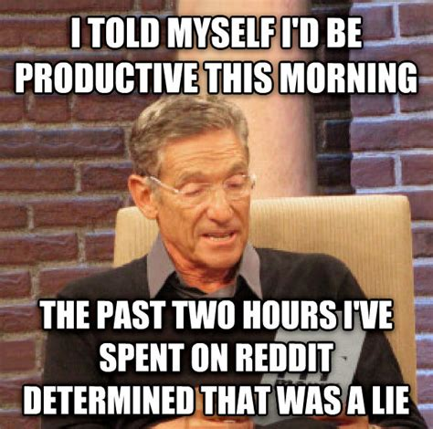 Determined Meme - livememe com maury determined that was a lie