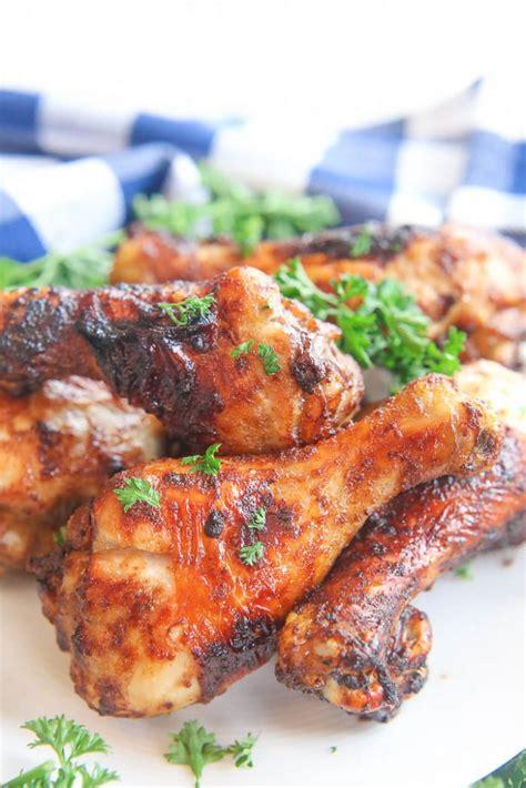 chicken fryer drumsticks air legs recipe fancy leg