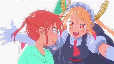 kobayashis dragon maid season  tv anime