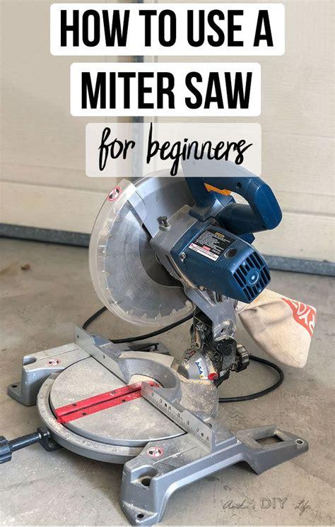 miter  basics  beginners including tips
