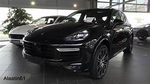 2017 Porsche Cayenne Turbo S : porsche cayenne turbo s 2017 start up in depth review interior exterior youtube ~ Maxctalentgroup.com Avis de Voitures