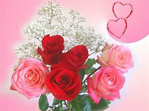 Valentine's Day Red Roses E-Cards   2017 Valentine Card ...  Valentines