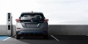 2018 Nissan Leaf Electric Car