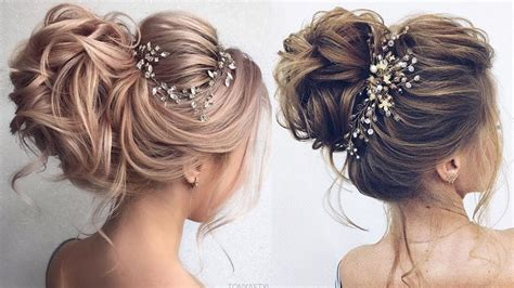 Wedding Hair by Wedding Updos For Hair Tutorial