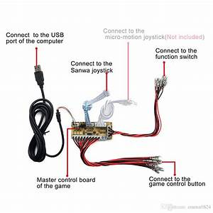 Usb Encoder Wiring Diagram