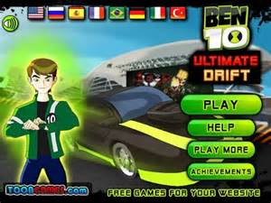 Ben 10 Games Play Free Online