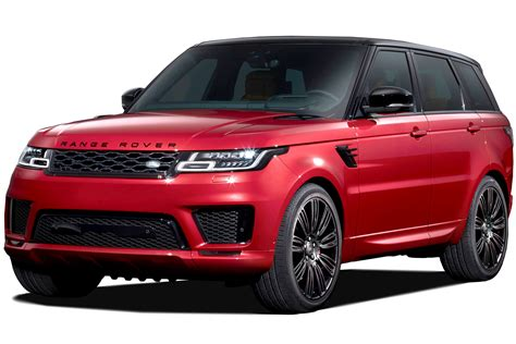 Land Rover Car : Range Rover Sport Phev Suv Review