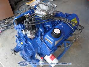 Ford 351 Cleveland Crate Engines