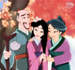 Mulan True love collection by Esther