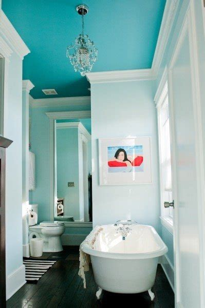 redecorating bathroom ideas focus on the ceiling 7 chic ideas for redecorating your