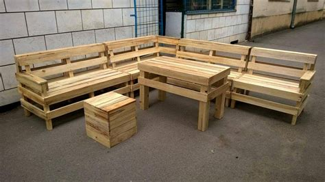 wood outdoor furniture diy pallet patio or outdoor furniture set 101 pallets Diy