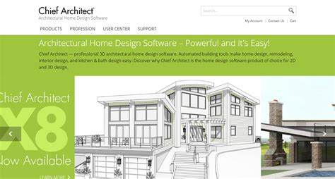 Best Home Design Software And Architecture Software For Beginners by Top 10 Best Architecture Design Software For Architects