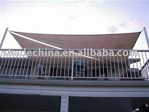 Pare Soleil Balcon : balcon pare soleil auvent voiles filet d 39 ombrage id de ~ Edinachiropracticcenter.com Idées de Décoration