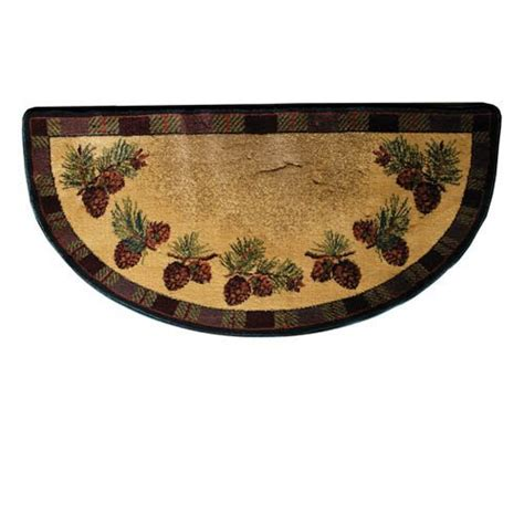 resistant fireplace hearth rugs pine cone hearth rug roselawnlutheran
