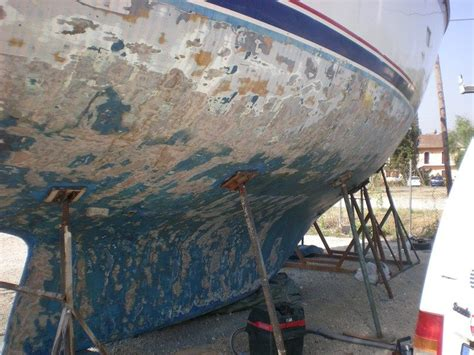 How To Repair Osmosis On A Boat by Boat Osmosis Therapy