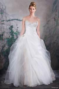 Jenny lee fall 2013 wedding dresses wedding inspirasi for Dress for fall wedding