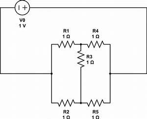 Kirchhoffs Laws - Simple Resistor Circuit