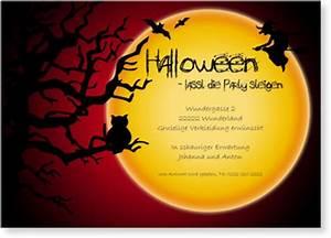 Gruselige Halloween Sprüche : halloween einladung schneller kostenloser versand ~ Frokenaadalensverden.com Haus und Dekorationen