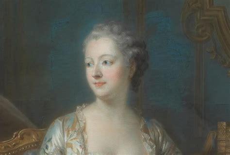 versaillesdailyphoto la vue de madame de pompadour et de antoinette