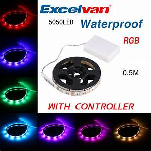 Led Stripes : flexible 5050 rgb led light strip waterproof dc5v battery powered outdoor decor ebay ~ Watch28wear.com Haus und Dekorationen